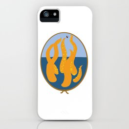 Kracken Attack iPhone Case