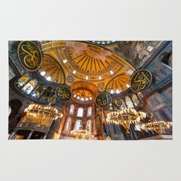 Beautiful Hagia Sophia Rug