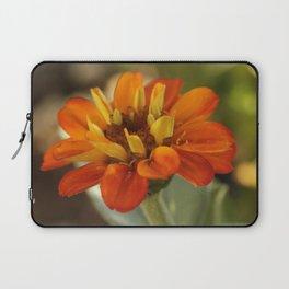 Marigold Flower Laptop Sleeve
