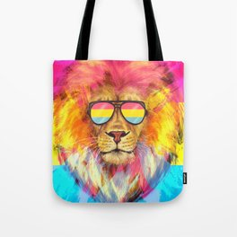 The Pan Lion Pride Tote Bag