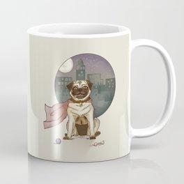 Super pug! Coffee Mug