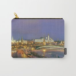 Kremlin Moscow Carry-All Pouch