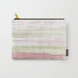 Dark vanilla abstract watercolor Carry-All Pouch