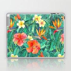 Classic Tropical Garden Laptop & iPad Skin