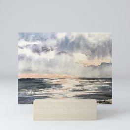 Wednesday Waters Mini Art Print