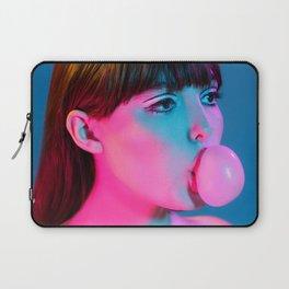 Bubblegum Yum Pop Laptop Sleeve
