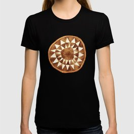 Tribal Triangle Circle T-shirt