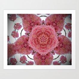 Blossom k5 Art Print