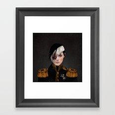 Apex Predator.  Framed Art Print