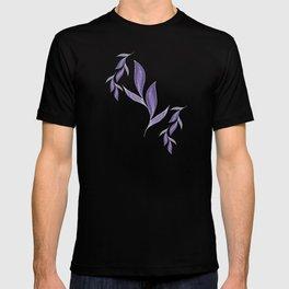 Ultraviolet Foliage #society6 #pattern #ultraviolet T-shirt