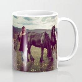 Friesian Morning Coffee Mug