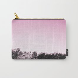 Lovely pink sky Carry-All Pouch