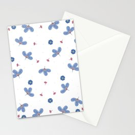 Motivo Floral Stationery Cards