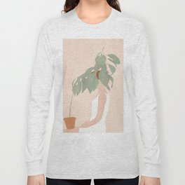 Lost in Leaves Long Sleeve T-shirt
