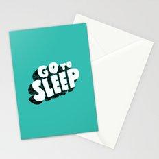 Zzzz Stationery Cards