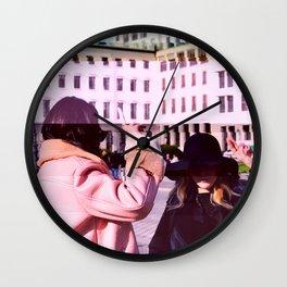 Trip on series #5 Wall Clock