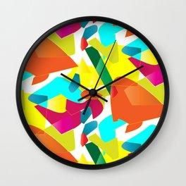 Colorful Mood Wall Clock