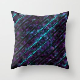 Space Monster - Abstract - Minimalist - Manafold Art Throw Pillow