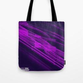 The Love Series 200 Purple Tote Bag