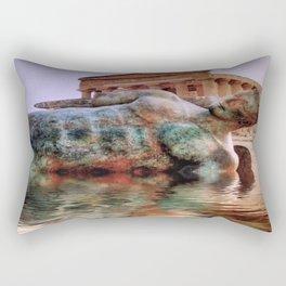 Valle di Templi Rectangular Pillow