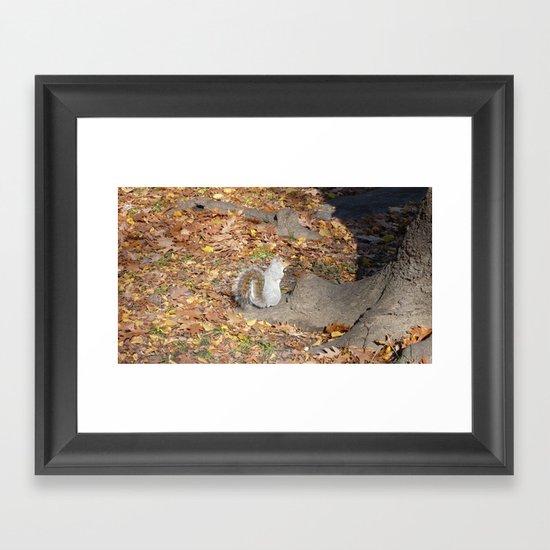 The NewYorker Framed Art Print