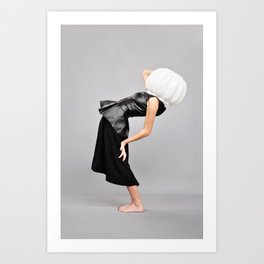 Dress - Code Art Print