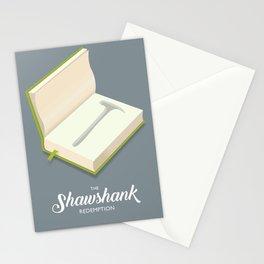 The Shawshank Redemption - Alternative Movie Poster Stationery Cards