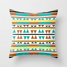 Pattern 2  Throw Pillow