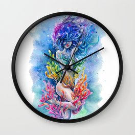 Aura Wall Clock