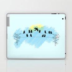 Pájaro Laptop & iPad Skin
