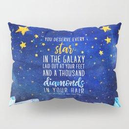 Star and Diamonds Pillow Sham