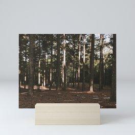 Forest Daylight Mini Art Print
