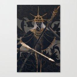 Aldrich (Dark Souls) Canvas Print