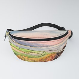 Pebble Beach Golf Course 7th Hole Fanny Pack