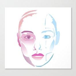 Lynn A.I. Canvas Print