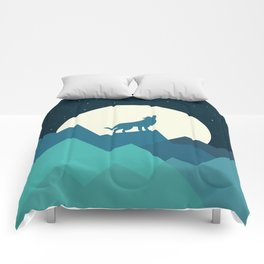 Keep The Wild In You Comforters