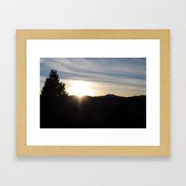 Tabletop Framed Art Print