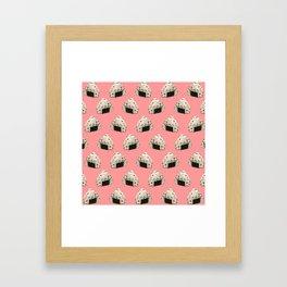 Onigiri Framed Art Print