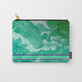 FLOral art A Carry-All Pouch
