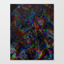 Channel Unavailable Canvas Print