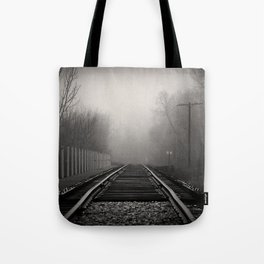 touched by fog Tote Bag