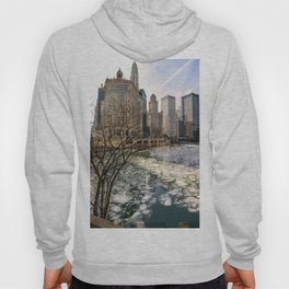 Frozen River Breaks Hoody