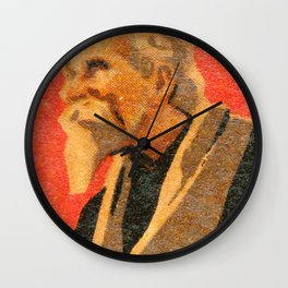 Soviet Film Poster Baltic Deputy Wall Clock