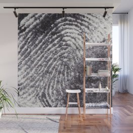 On Hand Wall Mural