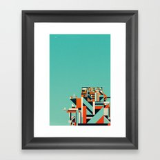 Summer Framed Art Print