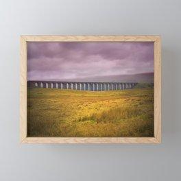 Ribblehead Viaduct Framed Mini Art Print