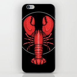 Divine Ascent of the Dominance Hierarchy Lobster iPhone Skin