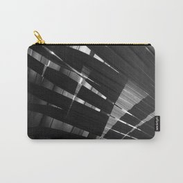 Abstract Palm Leaves 8 Carry-All Pouch