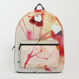 Warms My Heart Backpack