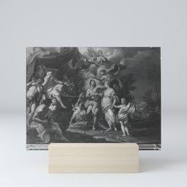 Sebastiano Conca - Vermählung des Hippomenes (Kopie nach) Mini Art Print